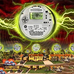 smart meter microwave radiation