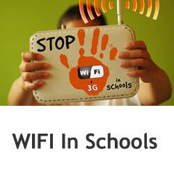 wifi radiation in schools